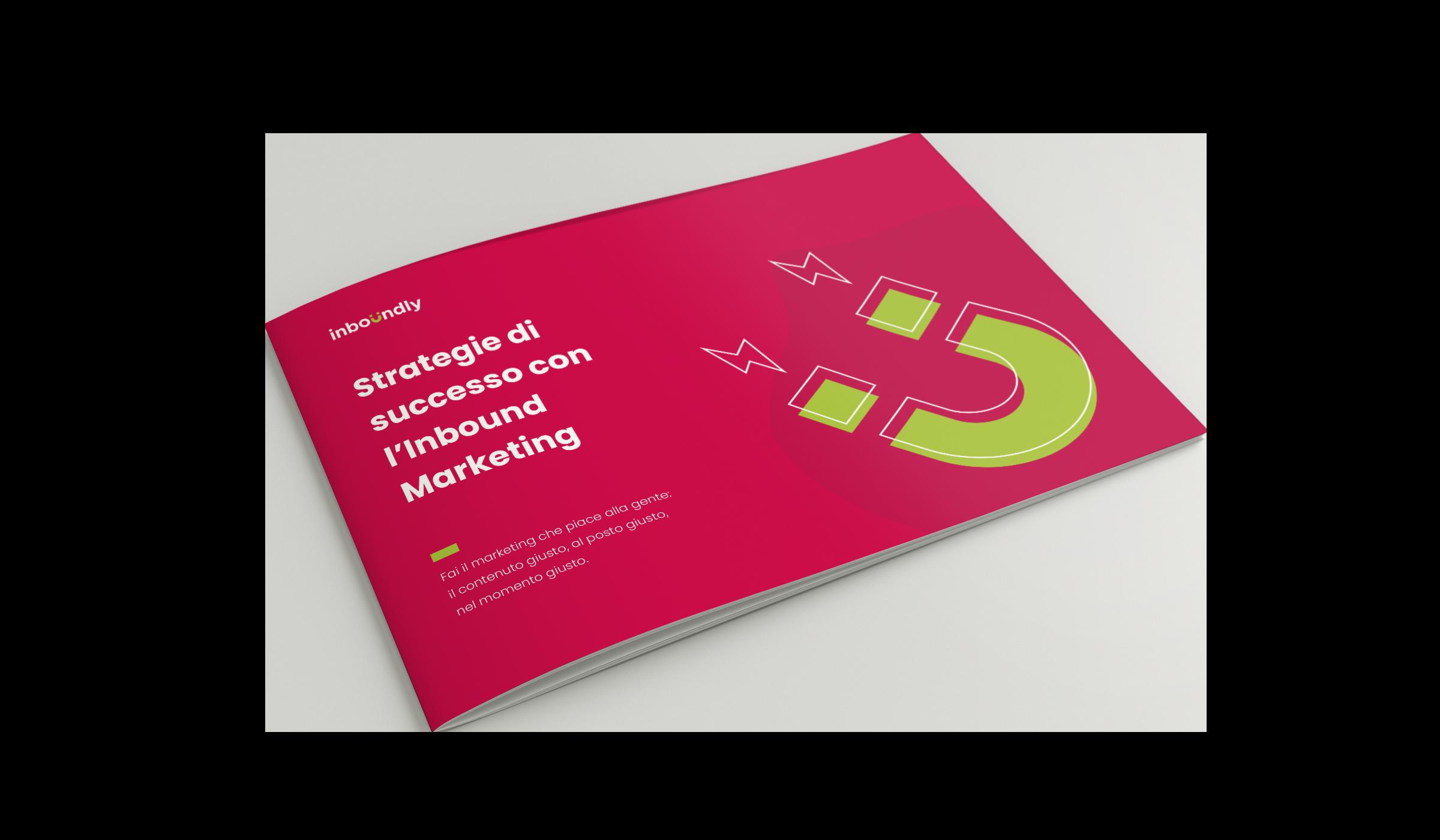 Ebook informativo Inbound Marketing