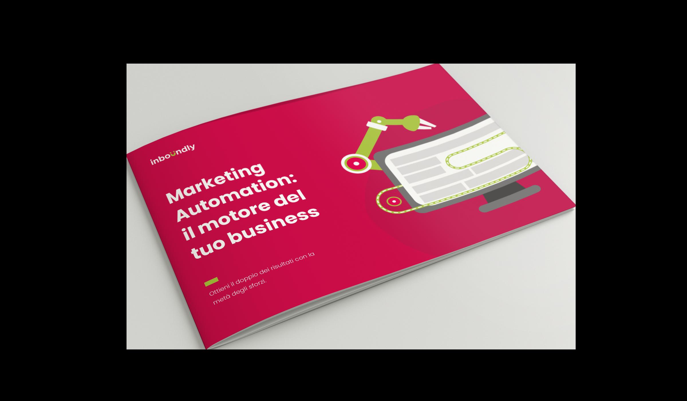 Ebook informativo Marketing Automation